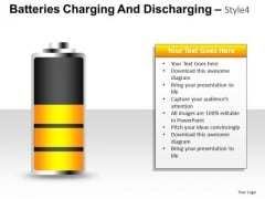 Environmental Batteries Charging 4 PowerPoint Slides And Ppt Diagram Templates