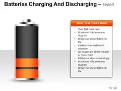 Equipment Batteries Charging 4 PowerPoint Slides And Ppt Diagram Templates
