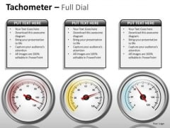 Events Tachometer Full Dial PowerPoint Slides And Ppt Diagram Templates
