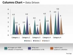 Examples Of Data Analysis Market 3d Business Intelligence And PowerPoint Templates