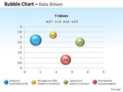 Excel Data Analysis Data Tools Data Methods Statistical Chart For Process PowerPoint Templates
