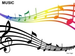 Excellent Music PowerPoint Slides And Ppt Diagram Templates