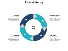 Face Marketing Ppt PowerPoint Presentation Infographic Template Clipart Cpb