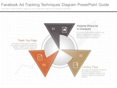 Facebook Ad Tracking Techniques Diagram Powerpoint Guide
