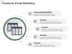 Facebook Email Marketing Ppt PowerPoint Presentation File Background Image Cpb