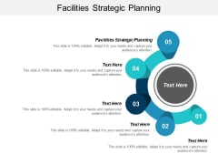 Facilities Strategic Planning Ppt PowerPoint Presentation Pictures Background Images Cpb
