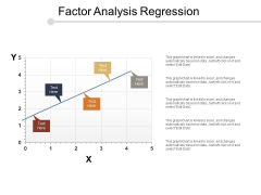 Factor Analysis Regression Ppt PowerPoint Presentation Styles Gallery