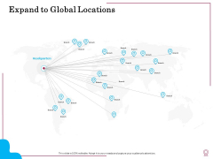 Factors Feasible Competitive Advancement Expand To Global Locations Ppt Outline Infographic Template PDF