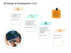 Facts Assessment BI Design And Development Security Ppt PowerPoint Presentation Slides Master Slide PDF