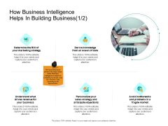 Facts Assessment How Business Intelligence Helps In Building Business Knowledge Structure PDF