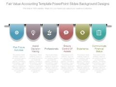 Fair Value Accounting Template Powerpoint Slides Background Designs
