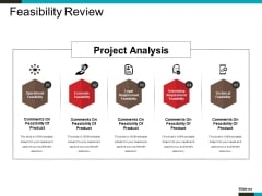 Feasibility Review Ppt PowerPoint Presentation Infographic Template Mockup