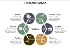 Feedback Analysis Ppt Powerpoint Presentation Summary Outline Cpb