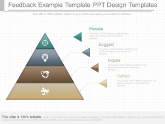 Feedback Example Template Ppt Design Templates