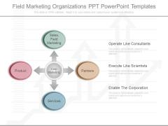 Field Marketing Organizations Ppt Powerpoint Templates
