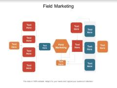 Field Marketing Ppt PowerPoint Presentation Portfolio Maker Cpb