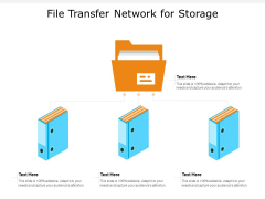 File Transfer Network For Storage Ppt PowerPoint Presentation File Designs Download PDF