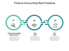 Finance Accounting Best Practices Ppt PowerPoint Presentation Model Master Slide Cpb