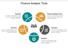 finance analysis tools ppt powerpoint presentation summary gallery cpb
