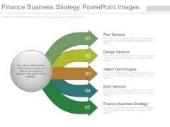 Finance Business Strategy Power Point Images