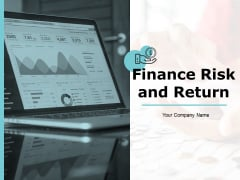 Finance Risk And Return Ppt PowerPoint Presentation Complete Deck With Slides
