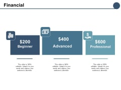 Financial Advanced Professional Ppt PowerPoint Presentation Layouts Topics