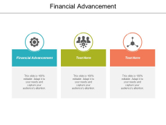 Financial Advancement Ppt PowerPoint Presentation File Outfit Cpb
