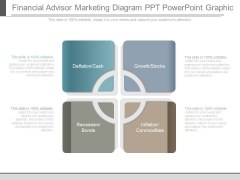 Financial Advisor Marketing Diagram Ppt Powerpoint Graphic