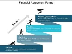 Financial Agreement Forms Ppt PowerPoint Presentation Inspiration Design Inspiration Cpb
