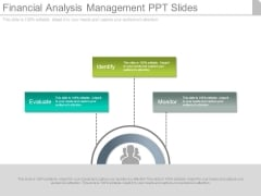 Financial Analysis Management Ppt Slides