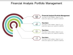 Financial Analysis Portfolio Management Ppt PowerPoint Presentation Pictures Good Cpb
