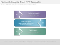 Financial Analysis Tools Ppt Templates