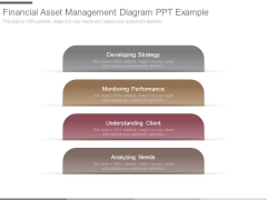 Financial Asset Management Diagram Ppt Example