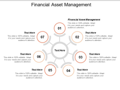 Financial Asset Management Ppt PowerPoint Presentation Professional Background Cpb