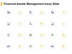 Financial Assets Management Icons Slide Ppt PowerPoint Presentation Infographics Slides