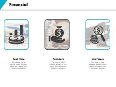 Financial Bizbok Business Design Ppt PowerPoint Presentation Pictures Graphics