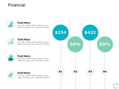 Financial Business Marketing Ppt PowerPoint Presentation Layouts Infographic Template