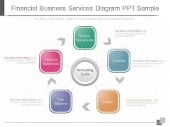 Financial Business Services Diagram Ppt Sample