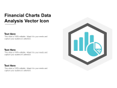 Financial Charts Data Analysis Vector Icon Ppt PowerPoint Presentation Visual Aids Summary Cpb