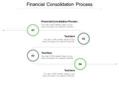 Financial Consolidation Process Ppt PowerPoint Presentation Layouts Professional Cpb