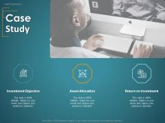 Financial Consultancy Proposal Case Study Ppt PowerPoint Presentation Portfolio Show PDF