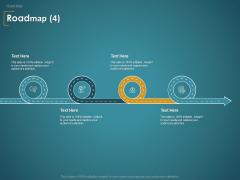 Financial Consultancy Proposal Roadmap Four Flow Process Ppt PowerPoint Presentation Ideas Summary PDF