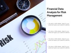 Financial Data Analysis For Risk Management Ppt PowerPoint Presentation Slides Picture