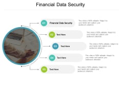 Financial Data Security Ppt PowerPoint Presentation Model Master Slide Cpb
