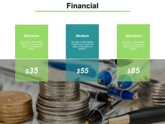 Financial Division Ppt PowerPoint Presentation Show Tips