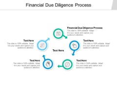 Financial Due Diligence Process Ppt PowerPoint Presentation Icon Slide Cpb