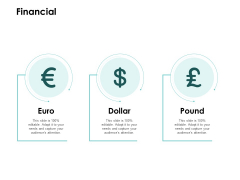 Financial Euro Dollar Pound Ppt PowerPoint Presentation Summary Example File