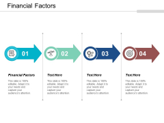 Financial Factors Ppt Powerpoint Presentation Slides Styles Cpb