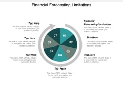 Financial Forecasting Limitations Ppt PowerPoint Presentation Slides Skills Cpb