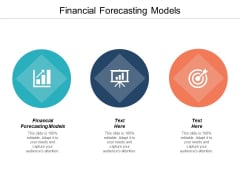 Financial Forecasting Models Ppt PowerPoint Presentation Slides Cpb